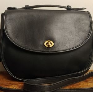 Vintage Coach Plaza  Purse